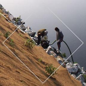 Service Contrôle de l'érosion et génie végétal d'Environnement PH - Firme d'experts conseil en environnement œuvrant dans le domaine de la gestion environnementale